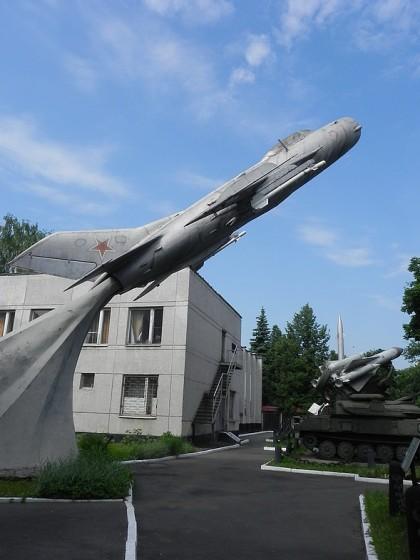 Музей Войск противовоздушной обороны, г. Балашиха 1