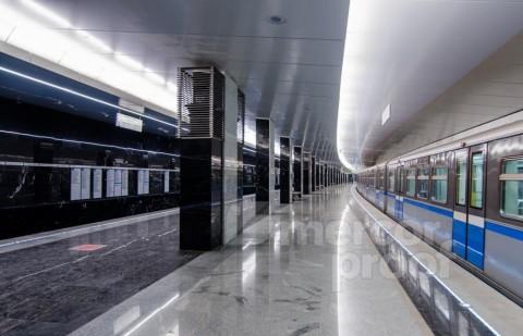 Станция метро Пятницкое шоссе 2