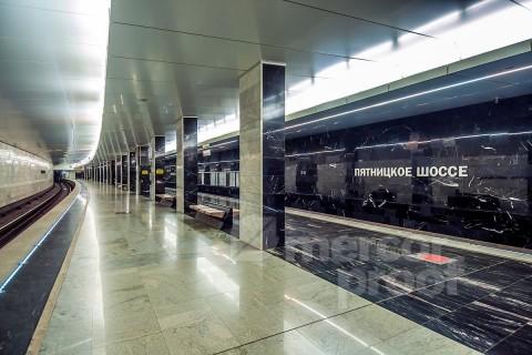 Станция метро Пятницкое шоссе 3