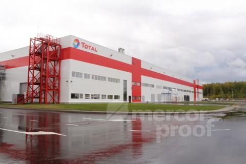 Тоталь завод Ворсино