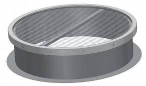 Точечный фонарь с прямым круглым основанием тип R