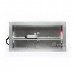 Нормально закрытый клапан стенового типа mrc FID-С3 (в многолопаточном (лифтовом) исполнении)